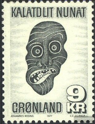 Denmark-Greenland 103 (complete issue) unmounted mint / never hinged 1977 Crafts