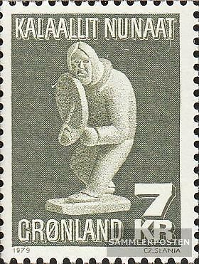 Denmark-Greenland 117 (complete issue) unmounted mint / never hinged 1979 soapst