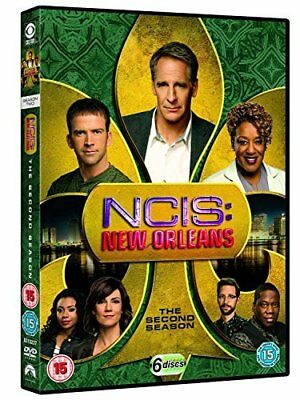 NCIS: New Orleans - Season 2  with Lucas Black New (DVD  2016)