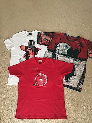 Lot Of 3 Mens Large T-Shirt - Great Condition