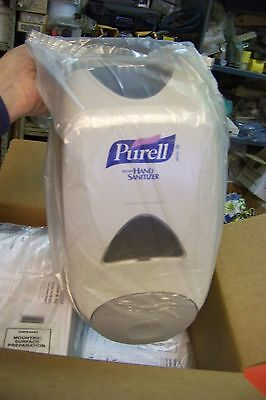nos purell 5120-06 1200ml gray hand sanitizer dispensers ~ case of 6