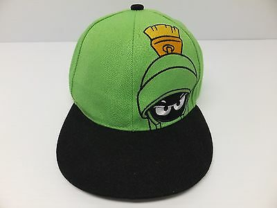 Marvin the Martian Hat Baseball Cap Looney Tunes six flags exclusive