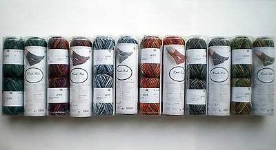 Strickset, Knit-Kit Socks, Socken, Rico Design – Set mit 100g Wolle, Nadeln, Anl