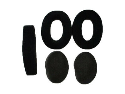 Ear Pad(Include Plastic Ring) For Sennheiser HD515 HD555 HD595 HD518 HD558 PC360
