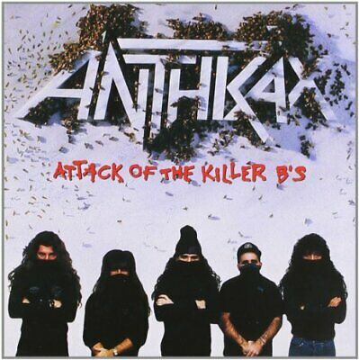 Anthrax - Attack Of The Killer B's - Anthrax CD 11VG The Cheap Fast Free Post