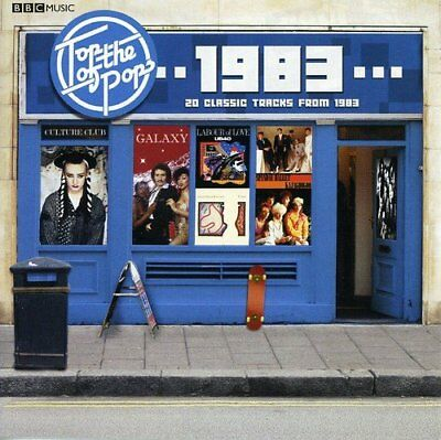 Top Of The Pops: 1983 -  CD MSVG The Cheap Fast Free Post The Cheap Fast Free