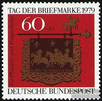 FRD (FR.Germany) 1023 (complete issue) FDC 1979 Day D.Stamp