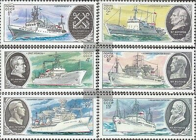 Soviet-Union 4906-4911 (complete issue) unmounted mint / never hinged 1979 Resea