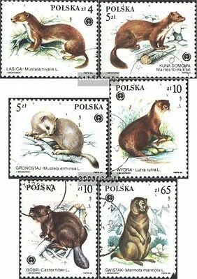 Poland 2946-2951 (complete issue) unmounted mint / never hinged 1984 Protected F