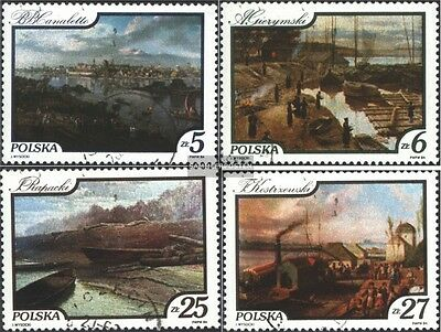 Poland 2921-2924 (complete issue) unmounted mint / never hinged 1984 Vistula-Pai