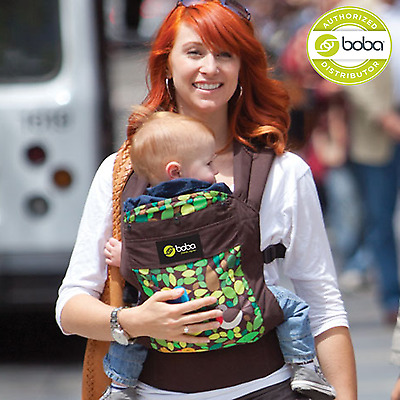 BOBA 4G Baby Carrier | Genuine Boba Front & Back Baby Carrier | FREE DELIVERY