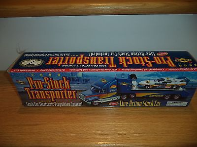 Sunoco Toy Truck  Pro-Stock Transporter #7 2000 Collectors Edition