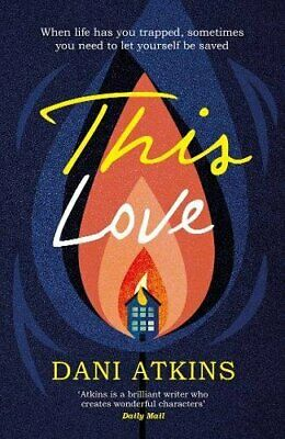 This Love by Atkins, Dani Book The Cheap Fast Free Post