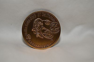 Delta Coin Club of California Stockton 50th Anniversary Medal