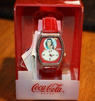 Vintage Coca Cola Watch