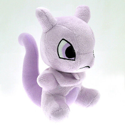 Peluche Pokémon Center XY Mewtow 17 cm / Pokéball Go