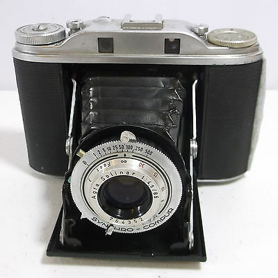 Vintage Collectible Retro Agfa Isolette III Made in Germany Folding Photo Camera