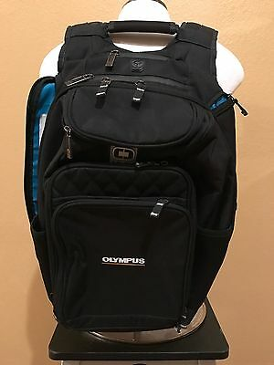 Ogio Street backpack black and gray Laptop and audio pockets ...