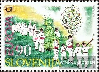 slovenia 225 (complete issue) unmounted mint / never hinged 1998 National Celebr