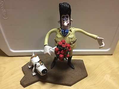 Victor Quartermaine from Curse of the Were-Rabbit McFarlane Figure