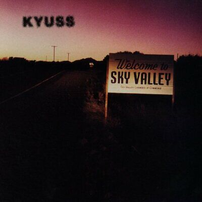 Kyuss - Welcome To Sky Valley - Kyuss CD EPVG The Cheap Fast Free Post The Cheap