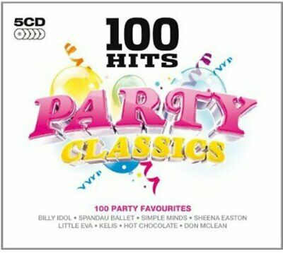 Various Artists - 100 Hits - Party Classics - Various Artists CD LMVG The Cheap