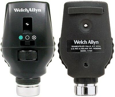 Brand New: Welch Allyn #11720 3.5V Coaxial Ophthalmoscope (Head Only) - $125.95