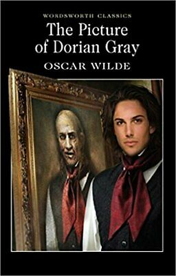 The Picture of Dorian Gray Wordsworth Classic by Oscar Wilde New Paperback Book