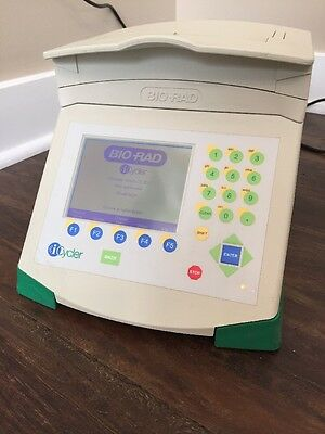 BioRad Bio-Rad iCycler Thermal Cycler System with 60 Well Reaction Module G'teed