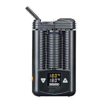 New 2018 Mighty Vaporizer Complete Kit By Storz & Bickel - 20% Extra Battery