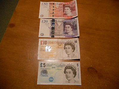 Great Britain UK  England currency   85   Pounds money