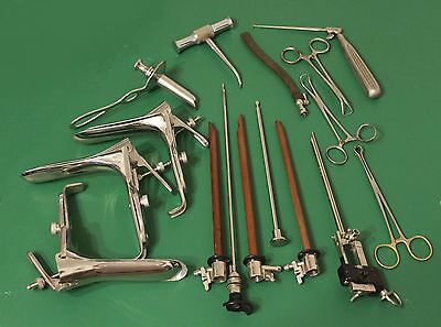 Vintage-Misc-Lot-of-Medical-and-surgical-Instruments-Low-Starting-Price  Vintage