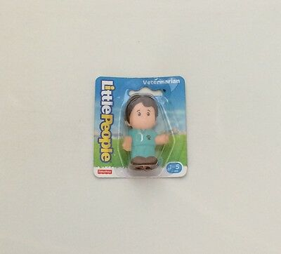 NIB Fisher-Price Little People Veterinarian
