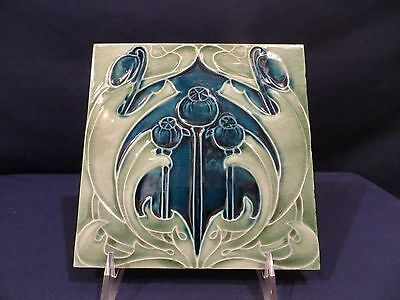 Beautiful Art Nouveau Tile