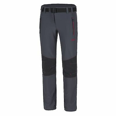 CMP Functional pants Tracksuit bottoms Hiking trousers grey UV protection