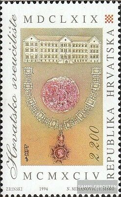 Croatia 271 mint never hinged mnh 1994 croatian University