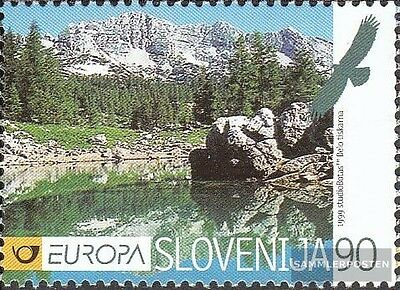 slovenia 259 (complete issue) unmounted mint / never hinged 1999 Nature- and Nat