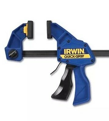 """Irwin Quick-Grip 524QCN 24"""" Quick Change One-Handed Bar Clamp"""