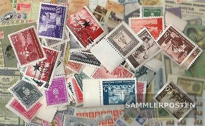 Croatia 50 different stamps mint never hinged mnh until 1945