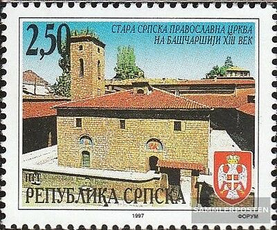 Serbian Republic bos.-h 54 mint never hinged mnh 1997 Old Churches