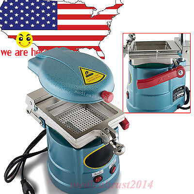 FDA 1000W Vacuum Forming Molding Machine Former Dental  Equipment clinical