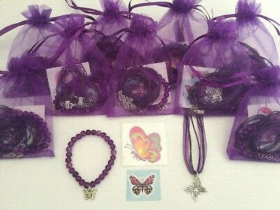 Gift Favour Filler Cord Charm Spiderman Pre Filled Party Bags Tattoo Badge