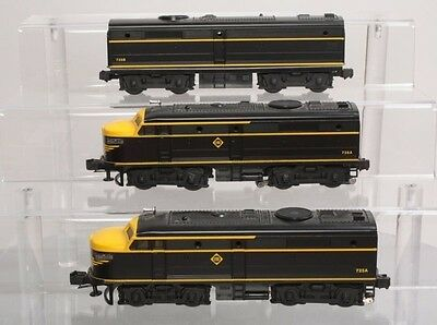 Lionel Trains 6-11734 Erie Alco A-B-A Diesel Engines MIB **