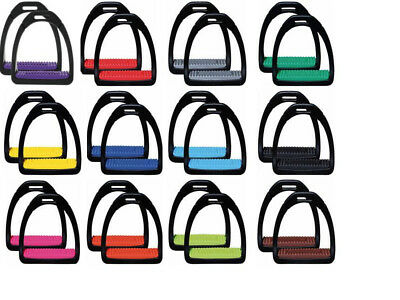 Compositi Premium Profile Lightweight Stirrups - Adults - All Colours Available