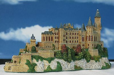 Hohenzollern Castle by Danbury Mint (Enchanted Castles of Europe) N or Z Scale