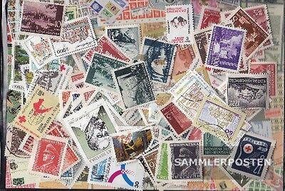 Croatia 150 different stamps