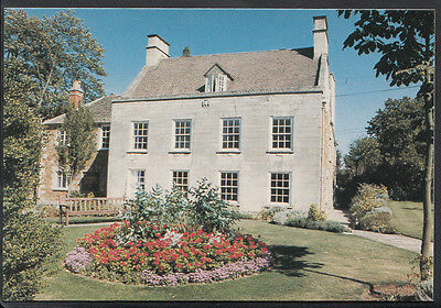 Northamptonshire Postcard - Manor House Museum, Kettering  CC840