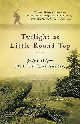 Twilight at Little Round Top: July 2, 1863--The Tide Turns at Gettysburg...