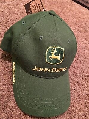 John Deere Hat New With Tags