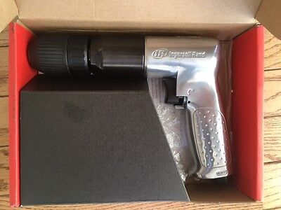 Air Drill, Industrial, Pistol, 1/2 In. NEW Ingersoll Rand